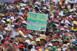 Venezuela Aid Live: Multitudinario concierto [EN VIVO]