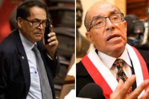 "Alberto Quintanilla a Edwin Donayre: ""Es un 'blindaje' innecesario e inútil"""