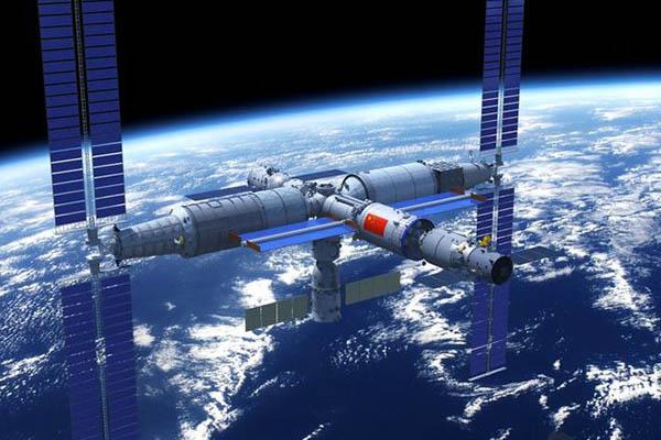 China acusa a EEUU de querer convertir el espacio en un «campo de batalla»