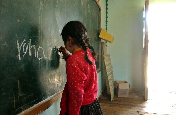 Año escolar 2019: Colegios en extrema pobreza pueden solicitar donación de bienes al Estado