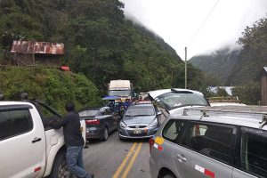Cusco: Alcalde de Camanti pide declarar en emergencia la carretera Interoceánica Sur
