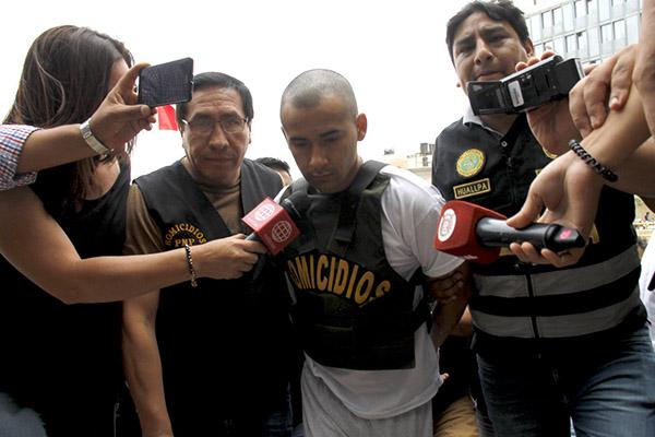 Pueblo Libre: Capturan a presunto homicida de joven hallada en un hotel [VÍDEO]