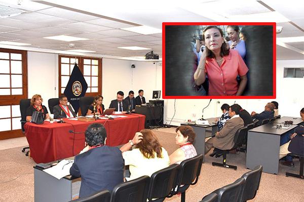 Poder Judicial precisa que Lupe Zevallos no asistió a la lectura de sentencia