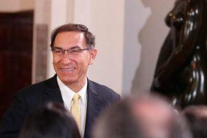 Vizcarra dice que es el campeón de la lucha anticorrupción