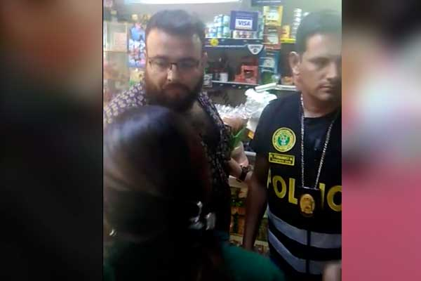 Asesores legales de la comunidad de Fuerabamba son detenidos