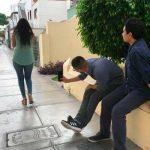 #AltoalaViolencia | Acoso y chantaje sexual como delitos [INFOGRAFÍA]