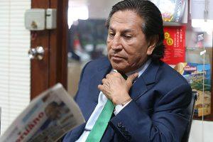 Alejandro Toledo presenta habeas corpus ante el Tribunal Constitucional