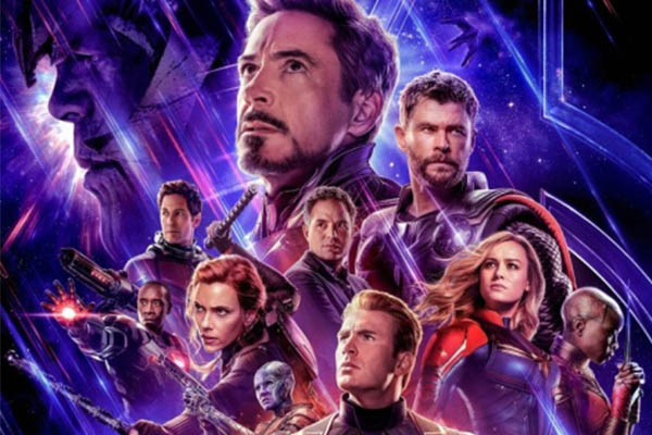 """Avengers: Endgame"": Tráiler y afiche [VIDEO]"