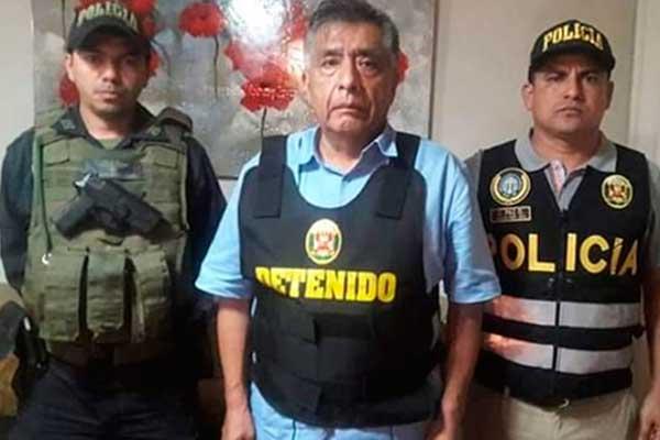 Organización criminal de Chiclayo tenía apoyo de congresistas