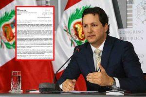 Daniel Salaverry señala que Lescano le pidió que no se levantara la denuncia [FOTO]