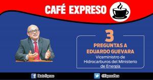 """Eduardo Guevara: """"Ejecutivo masificará el gas en el sur"""""""