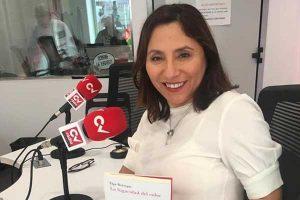 Escritora peruana compite por premio en España