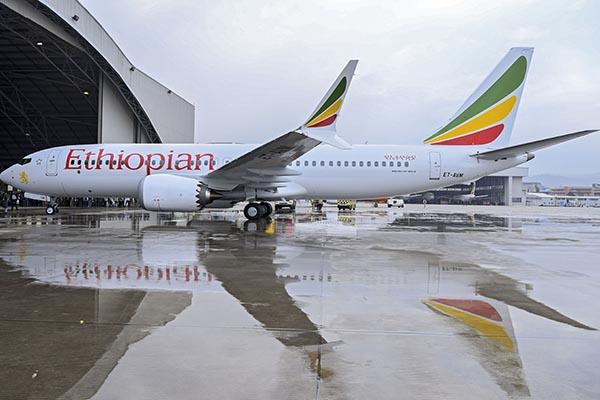 Avión se estrella en Etiopía y mueren 157 tripulantes