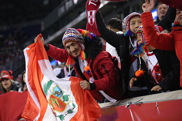 Selección enfrenta a El Salvador hoy en Estados Unidos (19:00 h)