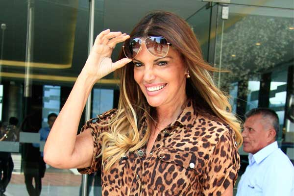 [Video] Piden a Miss Perú Anyella Grados entregar corona tras difusión de video