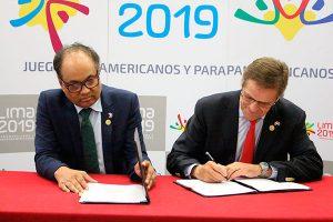 Comité organizador de los Juegos Panamericanos Lima 2019 envía carta rectificatoria