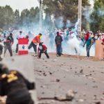 Caso Las Bambas: Más detenidos por bloqueo de corredor minero
