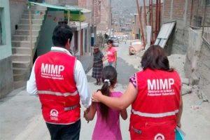 Piura: MIMP brinda asistencia a menor y su hija víctimas de agresión