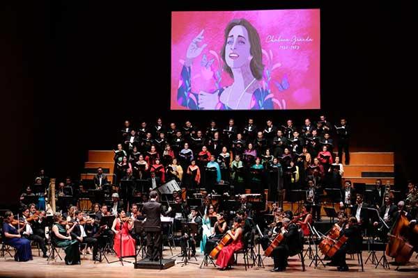 """Público se deleita con «Mujeres del Bicentenario: autoras y compositoras del Perú"""""""