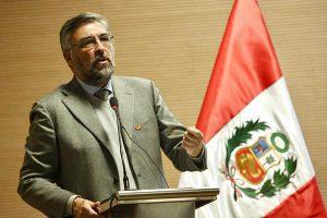 Gobierno no ordenó detención de dirigentes y asesores de Las Bambas