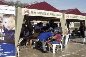 Pachacámac: Reconocimiento permanente a la Mujer