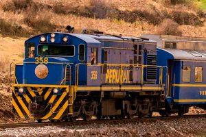 Cusco: Servicio de tren a Machu Picchu se suspenderá este lunes 13