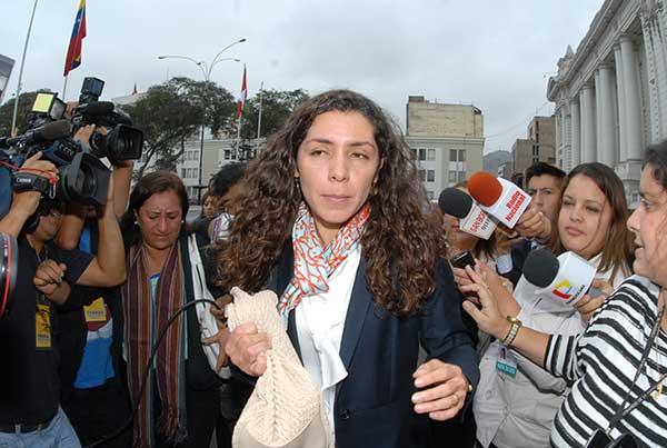 Fracasa intento de dilatar acusación contra Ollanta Humala y Nadie Heredia