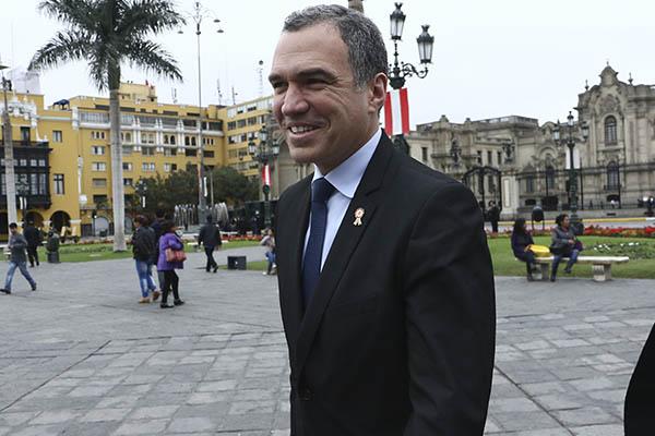 Salvador del Solar: Reacciones a su nombramiento en la PCM