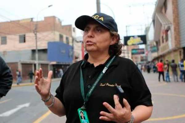 Susel Paredes desiste de su candidatura al Congreso por Somos Perú