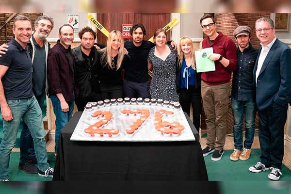 'The Big Bang Theory' rompe récord en la televisión
