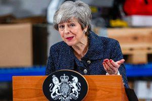 """Gobierno británico pide apoyo a su pacto de """"brexit"""" sin concesiones de la UE"""