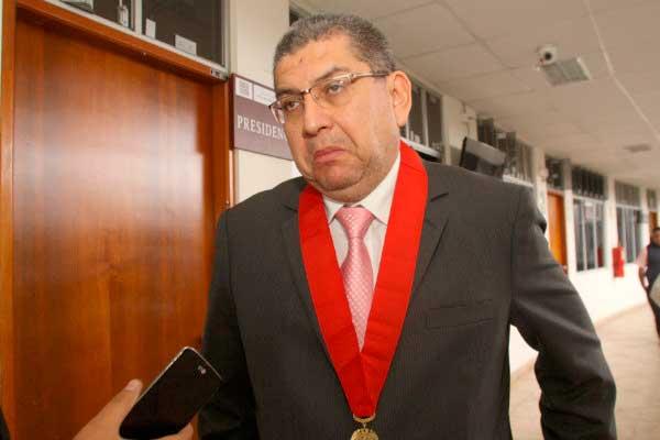 Anulan el archivo de investigaciones a Walter Ríos