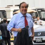 Yonhy Lescano se reincorpora al Congreso