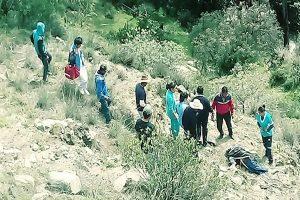 Apurímac: Combi cae a abismo y deja ocho muertos