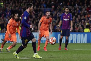 Champions League 2019: Barcelona vs. O. Lyon (5-1)
