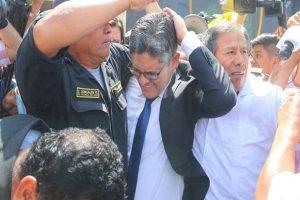 PNP inicia investigación a personal que custodiaba a los fiscales Pérez y Ponce de León