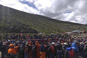 Las Bambas: Ejecutivo deja sin efecto estado de emergencia en Challhuahuacho