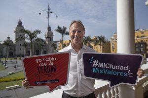 Municipalidad de Lima lanza campaña de valores [VIDEO]
