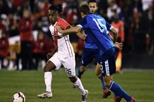 Amistoso Internacional: Perú vs. El Salvador (0-2)