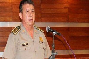 Arrestan a director de Escuela Superior de la PNP en Trujillo