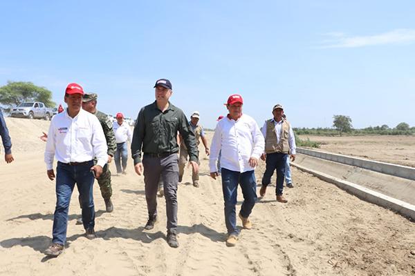 Salvador del Solar asegura que se trabajará en conjunto para la reconstrucción en Piura