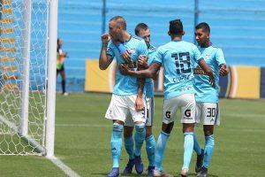 Liga 1: Sporting Cristal vs. Unión Comercio (1-0)