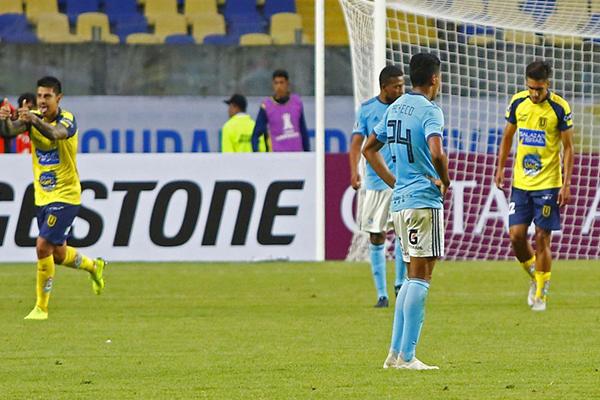 Copa Libertadores: Sporting Cristal le dice adiós al certamen