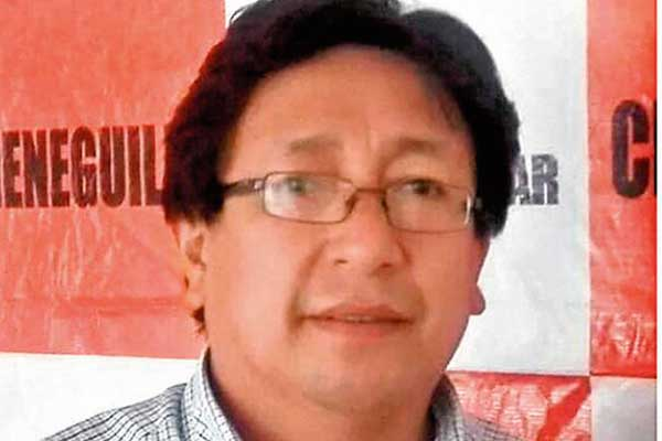 Policía busca a tres implicados en muerte de asesor de Becerril