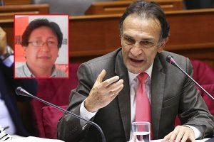 Fiscalía investiga muerte del asesor del congresista Becerril