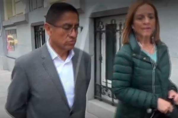 Tribunal Español aprobó extraditar a exjuez César Hinostroza