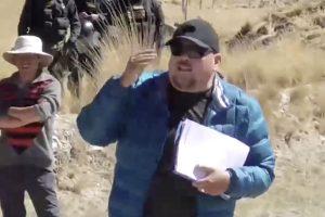 Las Bambas: Frank Chávez Sotelo guardaba municiones de fusil AKM, según Fiscalía