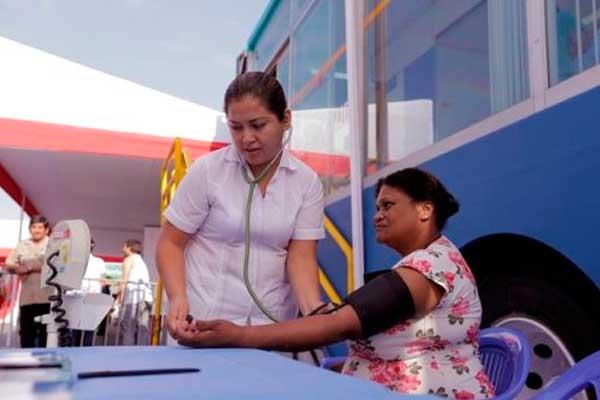 SJM: Campaña médica gratuita en el Día Mundial de la Salud