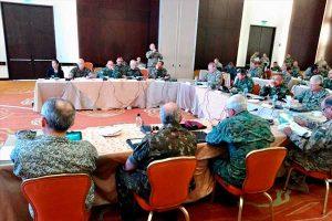 Culminó con éxito la Conferencia Multilateral de Fronteras en Colombia