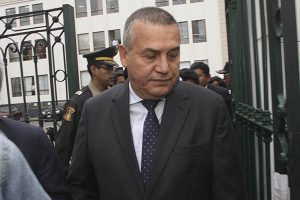 Daniel Urresti vuelve a juicio por la muerte de Hugo Bustíos
